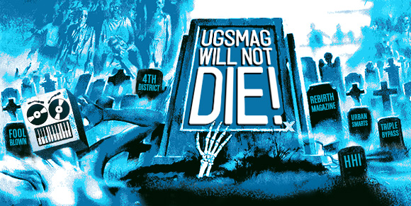ugsmag will not die