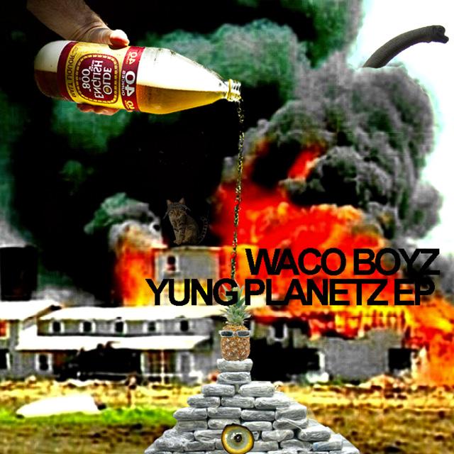 Waco Boyz (Sole, Bleubird, K-the-I???) - Yung Planetz EP