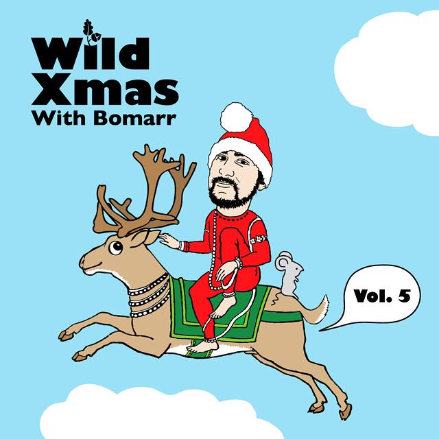 Wild X-Mas With Bomarr, Vol. 5