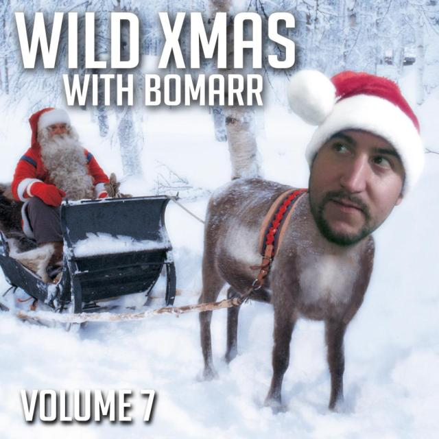 Wild X-Mas With Bomarr, Vol. 7