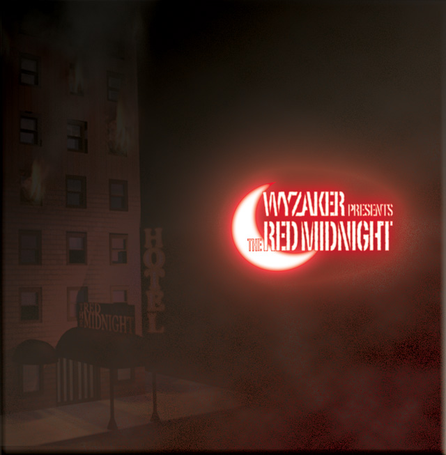 Wyzaker - The Red Midnight