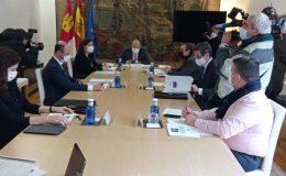 Comisión de seguimiento del Plan de Medidas Extraordinarias para la Recuperación Económica de Castilla-La Mancha con motivo de la crisis del Covid-19.
