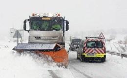 nevada temporal Filomena quitanieves Fomento