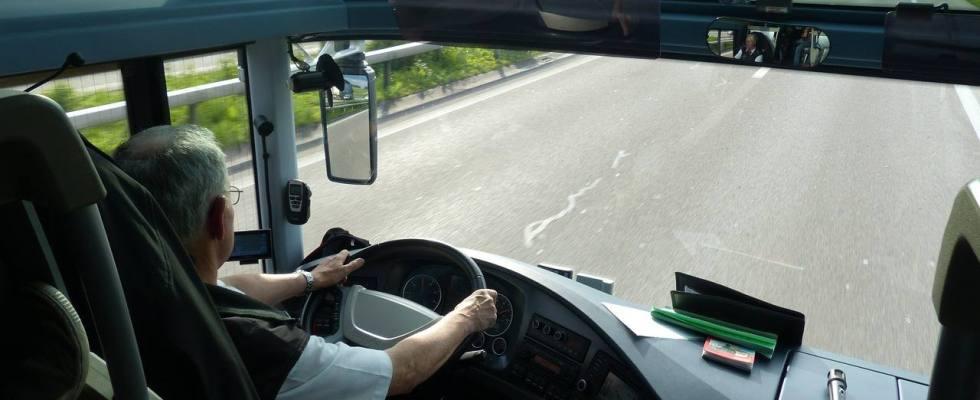 conductor transporte