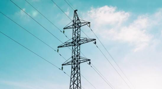 electricidad, luz, energía, tendido eléctrico