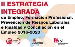 II Estrategia integrada de Empleo, Formación Profesional, Prevención de Riesgos Laborales e Igualdad y Conciliación en el Empleo 2016-2020