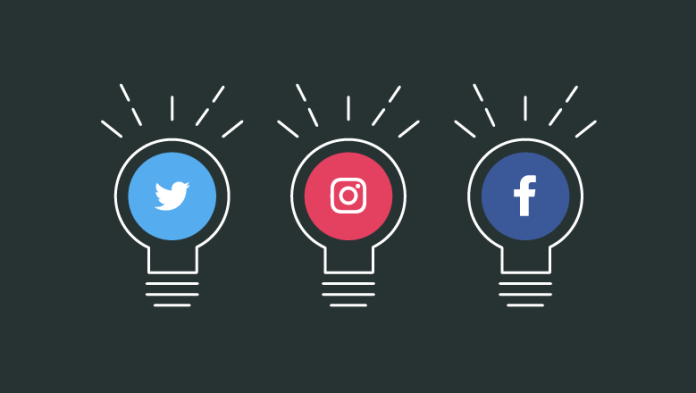 how to pay social media tax