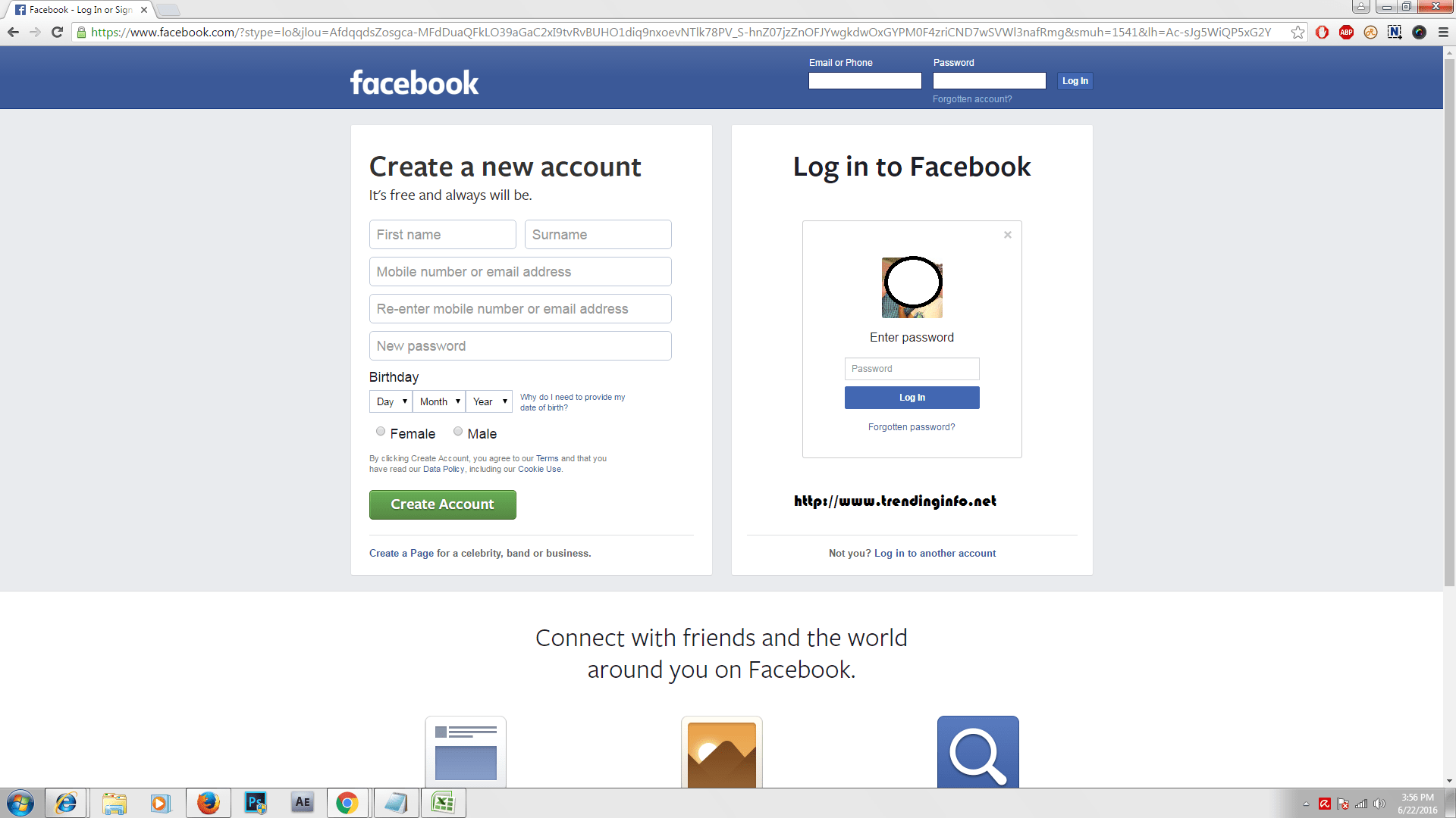 How To Disable Enable Profile Picture Login Facebook