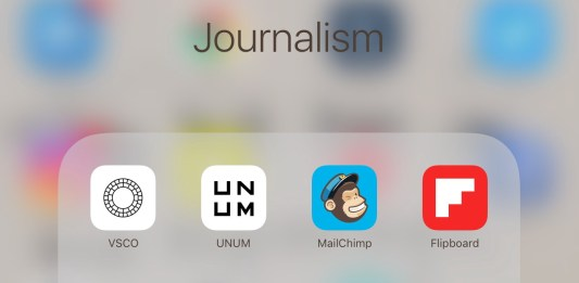 best apps for journalists