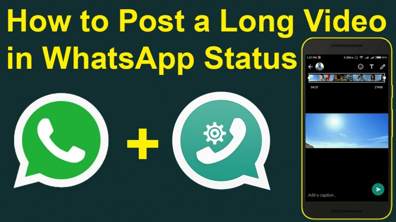 How To Post Longer Videos On Your Whatsapp Status Ug Tech Mag