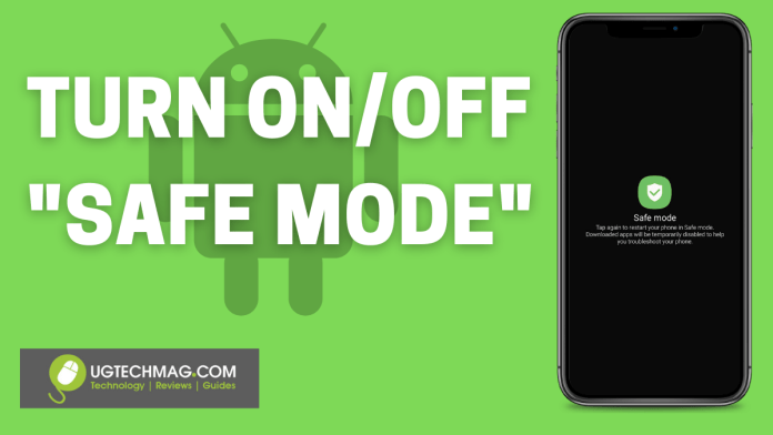 Turn on/off android safe mode - ugtechmag.com