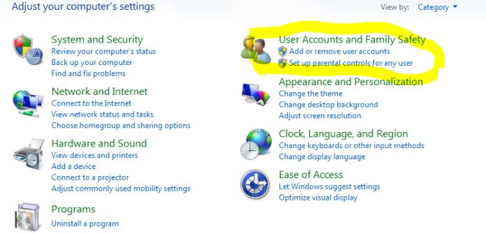 How to change Windows 7 password - ugtechmag