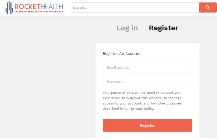 rocket health online pharmacy uganda