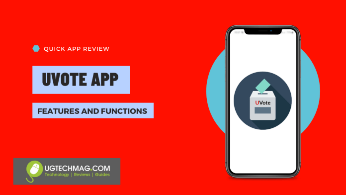 NUP Uvote app review download - ugtechmag.com