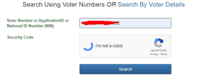 find your polling station information in Uganda - ugtechmag.com