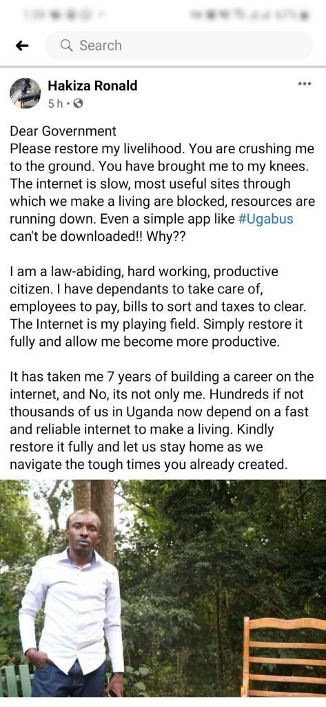 Internet censorship in Uganda - ugtechmag.com