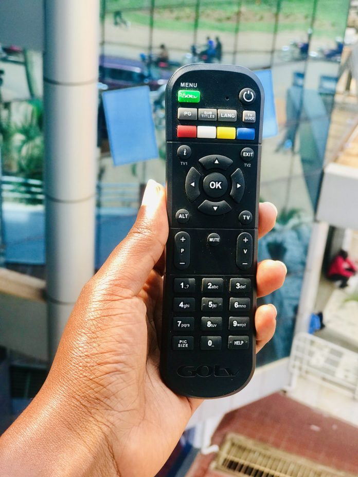 connect new GOtv remote to a decoder