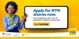 Apply for MTN shares
