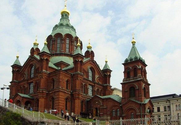 cattedrale ortodossa di Helsinki