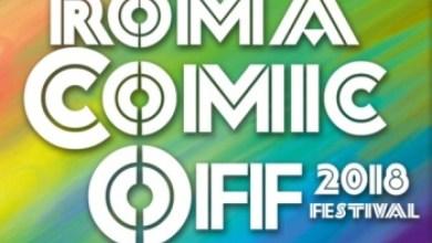 Photo of Magie per uomini tristi premiato al Roma Comic Off Festival 2018