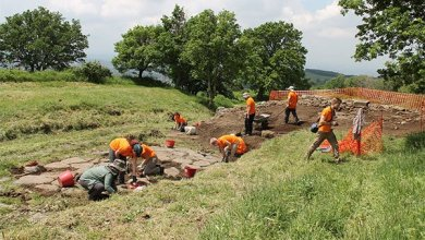 Photo of Ultime novità sulle ricerche archeologiche a Tuscolo