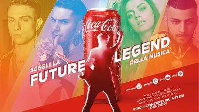 Photo of Coca-Cola Future Legend: la musica è nelle mani di chi l'ascolta