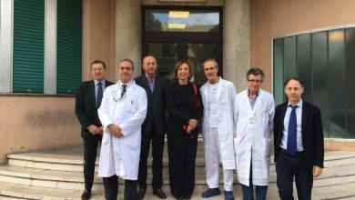 Photo of Sanità, Zampa: «Gaslini modello di eccellenza, umanità e passione. Orgoglio d'Italia». La Sottosegretaria in visita all'ospedale genovese