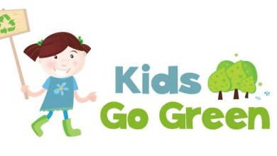 Photo of Kids Go Green