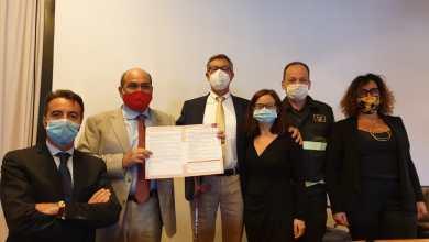 Photo of Il corpo Vigili del Fuoco Firma la Carta dei Diritti delle persone con SM