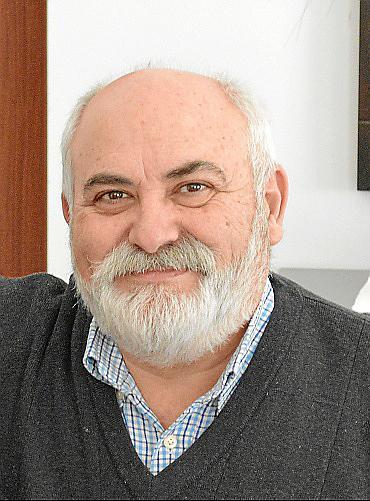 PALMA - Bernardí Alba , Presidente de la Asoc. Mallorquina de Pesca Recreativa Responsable