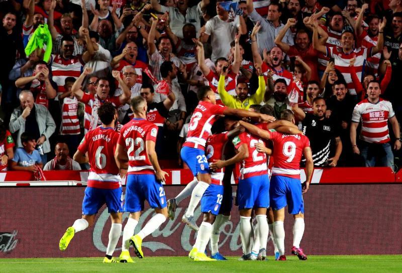 Liga Santander: El Granada derrota al FC Barcelona y es líder