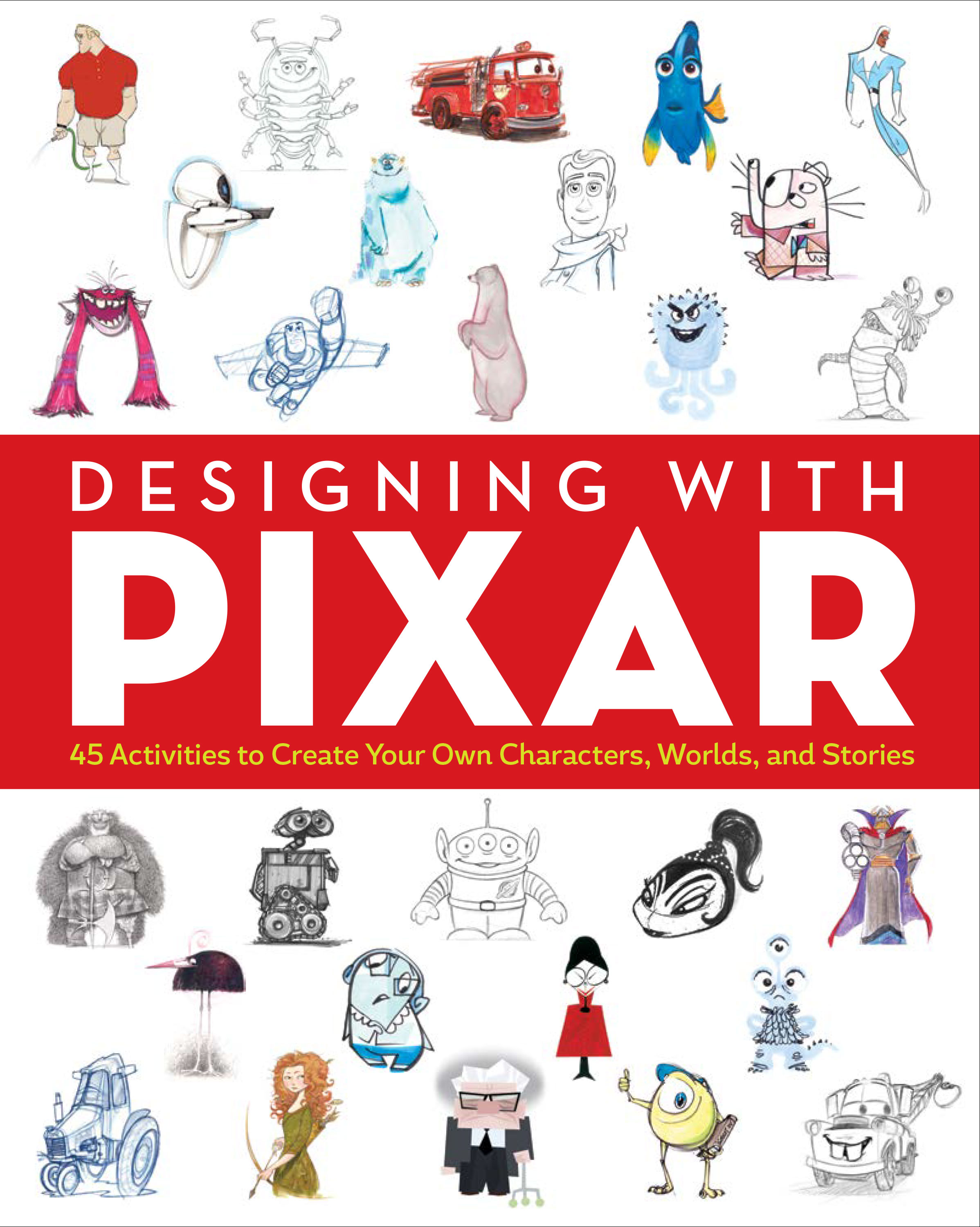 Pixar The Design Of Story