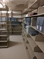 4th floor storage area