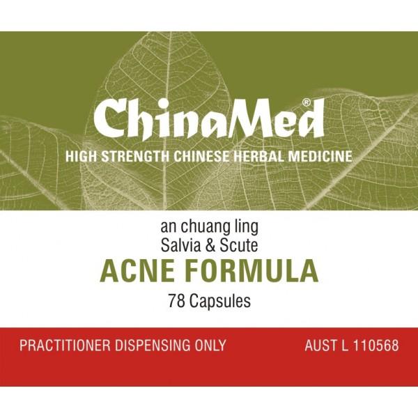 Acne formula, An Chuang Ling