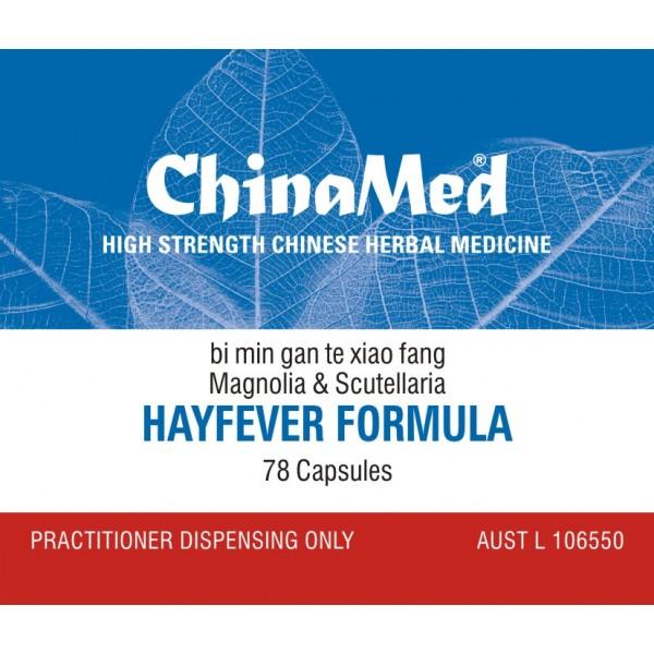 Bi Min Gan Te Xiao Fang, Hayfever Formula