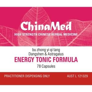 Bu Zhong Yi Qi Tang, Energy Tonic Formula
