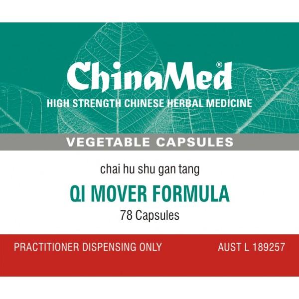 Chai Hu Shu Gan Tang, Qi Mover Formula