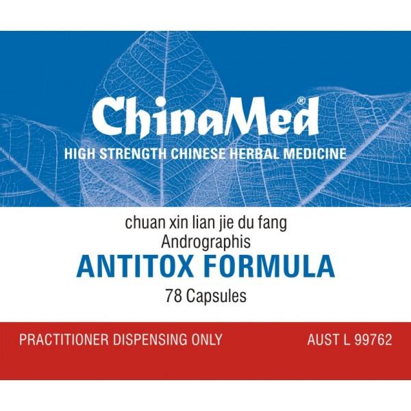Antitox Formula, Chuan Xin Lian Jie Du Fang