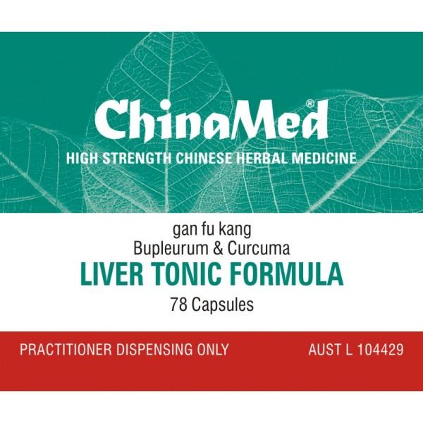 Gan Fu Kang, Liver Tonic Formula