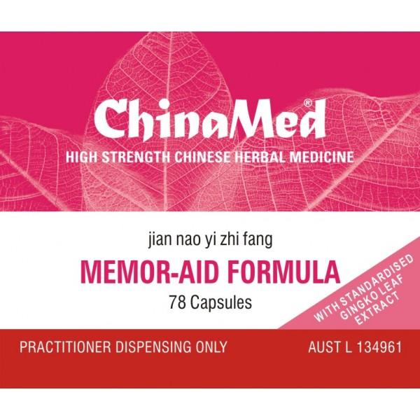 Jian Niao Yi Zhi Fang, Memor-Aid Formula
