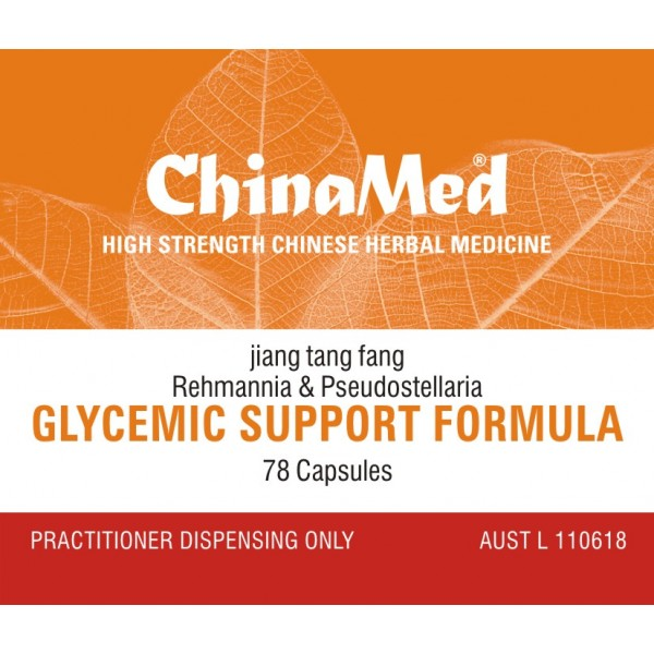 Jiang Tang Fang, Glycemic Support Formula