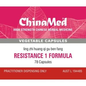 Ling Zhi Huang Qi Gu Ben Fang, Resistance 1 Formula