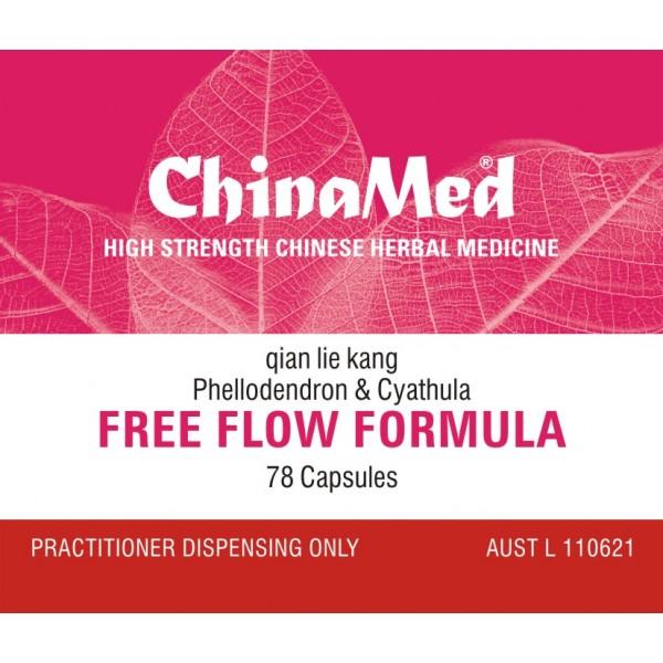 Qian Lie Kang, Free Flow Formula