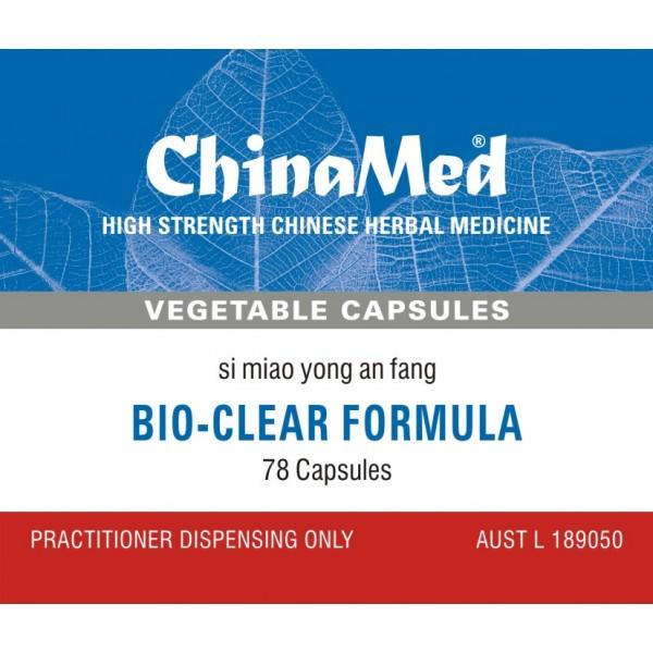 Si Miao Yong An Fang, Bio-Clear Formula