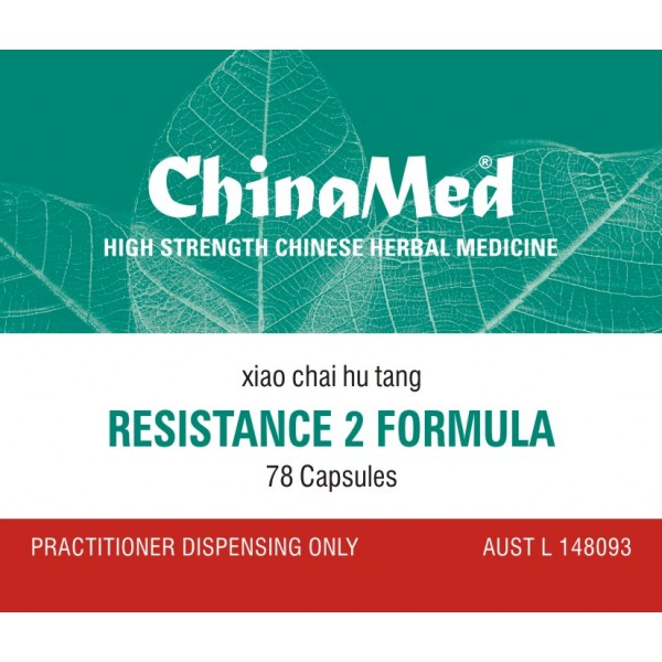 Xiao Chai Hu Tang, Resistance 2 Formula