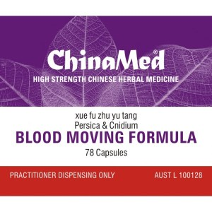 Xue Fu Zhu Yu Tang, Blood Moving Formula