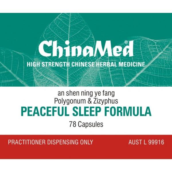 An Shen Ning Ye Fang, Peaceful Sleep Formula