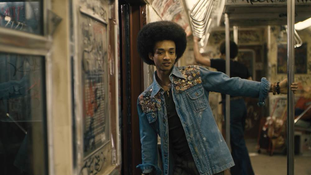 the get down costume designer on making graffiti flight suits with jaden smith body image 1471282026 Uhnika