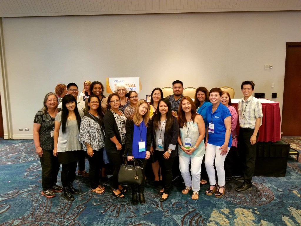 UHP coders share insight on regional AAPC conference
