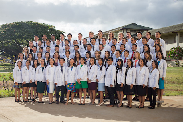 Welcome, Class of 2022! — MDs-to-be enter JABSOM